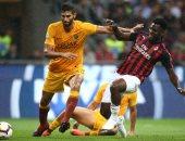 فيديو.. ميلان يتقدم على روما بهدف فى الشوط الأول بالدوري الإيطالي