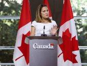 نائبة رئيس الوزراء الكندى تتولى مسؤولية العلاقات مع الولايات المتحدة