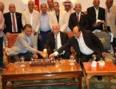محافظ جنوب سيناء يتلقى التهانئ بتجديد الثقة بحضور وزير النقل