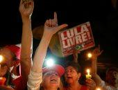 صور.. محكمة برازيلية ترفض ترشح دا سيلفا لانتخابات الرئاسة ومؤيدوه يحتجون