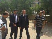 نائب محافظ القاهرة: الإنتهاء من تطوير مزلقان عين شمس لحل أزمة المرور