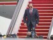 الرئيس السيسى يصل نيويورك للمشاركة فى أعمال الجمعية العامة للأمم المتحدة