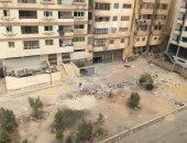 الورش تهدد حياة سكان الحى الثالث بمدينة السادس من أكتوبر