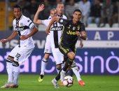 كريستيانو رونالدو يبحث عن أول أهدافه مع يوفنتوس ضد ساسولو