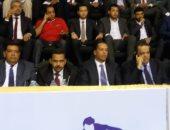 """صور.. """"مستقبل وطن"""" يختتم دورى كرة القدم بالإسكندرية بحضور الآلاف"""