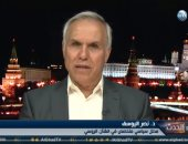 محلل سياسى: مناورات روسيا بالمتوسط مفادها عدم ترك سوريا وحيدة حال الاعتداء عليها