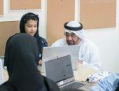 محمد بن زايد فى المدرسة.. ولى عهد أبو ظبى يتفقد الدراسة مع بدء العام الجديد