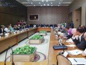 حرحور يرحب بمحافظ شمال سيناء الجديد في يوم العمل الأول