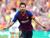 فيديو.. ميسى يحرز هدف برشلونة الأول بطريقة رائعة ضد ايندهوفن