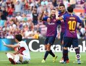 التشكيل الرسمى لمواجهة برشلونة ضد ايندهوفن فى دورى أبطال أوروبا