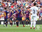 برشلونة المنتعش فى اختبار جديد أمام آيندهوفن بدورى أبطال أوروبا