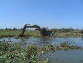صور .. اضبط مخالفة..إقامة مزارع قراميط على الأراضى الزراعية بدمياط
