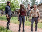 مسلسل The Walking Dead يعود للتربع على عرش عالم الزومبى فى التاريخ