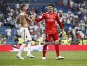 اخبار ريال مدريد اليوم عن موقف كورتوا من منافسة نافاس على اللعب أساسيا