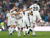 """""""سانتياجو برنابيو"""" يدعم ريال مدريد ضد ليفانتى بالدورى الإسبانى"""