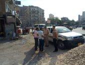 مساعد محافظ كفر الشيخ :حملات إزالة إشغالات وتعديات