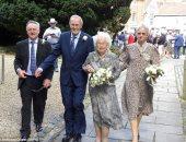 حكاية أكبر عروسين فى بريطانيا.. العروسة 92 سنة والعريس 91