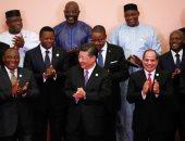الصين تؤكد دعمها لأفريقيا في تنمية العلاقات بين الجانبين