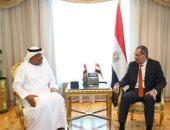 وزير الاتصالات يناقش مع سفير الإمارات تمكين ذوى الإعاقة