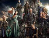 فيديو تشويقى جديد للموسم الخامس من مسلسل Vikings