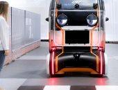 فيديو.. سيارة ذاتية القيادة مزودة بعيون لرؤية المشاة