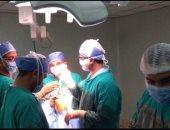 مستشفى الأقصر الدولى تنهى 90% من قوائم انتظار المفاصل ومناظير العظام
