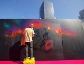 مهرجان فنون الشارع فى فرنسا يجذب أكثر من 7 آلاف متفرج سنويا
