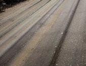 قارئ يطالب برصف طريق ترعة النوبارية بمحافظة البحيرة