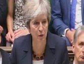"""ماى تدعم اتفاق جونسون للخروج من الاتحاد الأوروبى """"بريكست"""""""