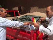 زراعة الشرقية: ضبط سيارة محملة بالمبيدات الزراعية غير المصرح بها تحمل أرقام وهمية