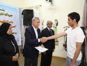 محافظ قنا يكرم الفائزين بمسابقة الشهيد أحمد عبد الفتاح جمعة لحفظ القرآن