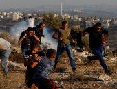 استشهاد فلسطينيين بنيران الجيش الإسرائيلى بشمال غزة