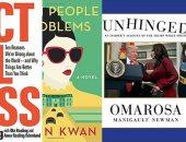 """شاهد.. الكتب الأكثر مبيعًا فى نيويورك تايمز.. ترامب """"لسه بيتهاجم"""""""