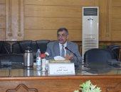 صور .. مجلس عمداء جامعة بنها يناقش استعدادات العام الدراسى الجديد