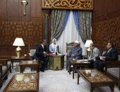 شيخ الأزهر لسفير صربيا: الأزهر لا يدخر جهدا فى خدمة المسلمين حول العالم