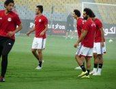 باهر المحمدى وغزال ومروان محسن فى تشكيل منتخب مصر أمام النيجر