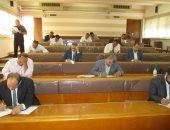 افتتاح البرنامج التدريبى السنوى لرفع كفاءة العاملين بمركز التنمية المحلية بسقارة