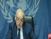 مبعوث الأمم المتحدة يأمل بإجراء انتخابات ليبيا فى يونيو