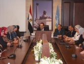 محافظ الإسكندرية: المواطن سيشعر بتطور ملحوظ فى منظومة النظافة خلال الفترة 3 أشهر
