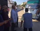 نائب محافظ بورسعيد: منطقة الانتظار الجديدة لإحكام الرقابة على السيارات