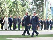 السيسى والرئيس الأوزبكى يشهدان توقيع عددا من الاتفاقيات ومذكرات التفاهم