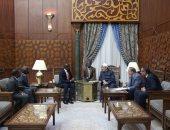 الإمام الأكبر: جهود الأزهر فى إفريقيا الوسطى جزء من رسالته لدعم الاستقرار