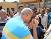 صور ..محافظ المنوفية يتفقد مستشفى شبين الكوم التعليمى