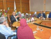 رئيس جامعة أسيوط يعلن استقبال المستشفيات الجامعية 2 مليون مريض سنويا