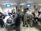 مستشفى الطوارئ ومركز الحروق بالمنصورة يقدمون الرعاية لـ22 مصابا بحروق