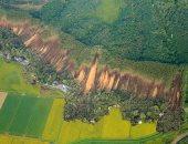 ارتفاع ضحايا زلزال هوكايدو باليابان لشخصين و39 فى عداد المفقودين