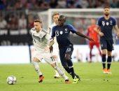 فرنسا تسعى لتعميق جراح ألمانيا فى دورى الأمم الأوروبية