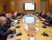 لجنة من الإنتاج الحربى والتنمية المحلية والبيئة لتفعيل منظومة تدوير المخلفات