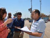 محافظ دمياط تتفقد مدينة فارسكور وتوجه برفع كفاءة الطرق والشوارع