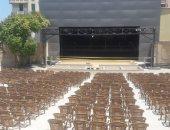 تكريم 26 شخصية من رموز الفنون الشعبية فى افتتاح مسرح عبد الوهاب بالإسكندرية